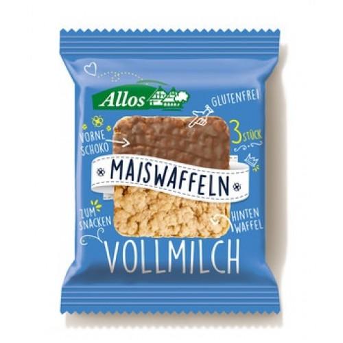 ALLOS Maiswaffel Vollmilch 37.5 g
