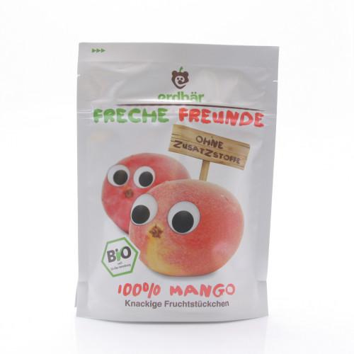 FRECHE FREUNDE Fruchtchips Mango (alt) 14 g