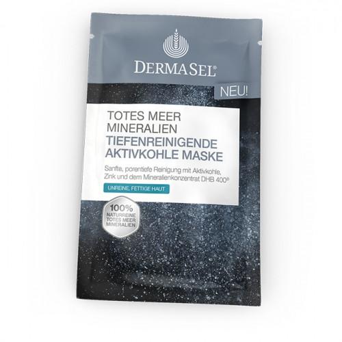 DERMASEL Maske Aktivkohle D/F/I 12 ml