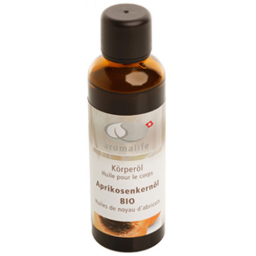 AROMALIFE Aprikosenkernöl Bio Fl 75 ml