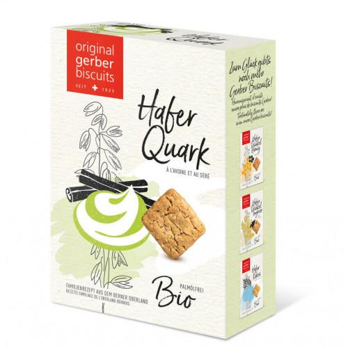 GERBER Hafer Quark Biscuits Bio 160 g