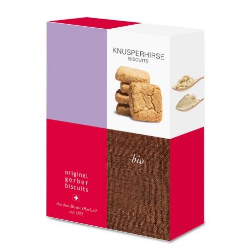 GERBER Knusperhirse Biscuits Bio 160 g
