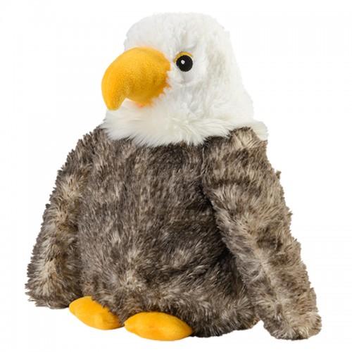 WARMIES Wärme-Stofftier Seeadler
