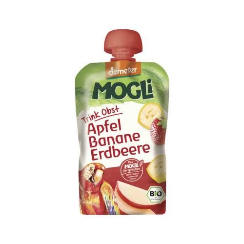 MOGLI Moothie Erdbeer demeter 100 g