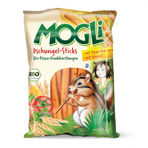 MOGLI Dschungel Sticks Bio 75 g