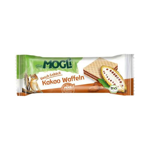 MOGLI Kakao Waffeln Bio 15 g