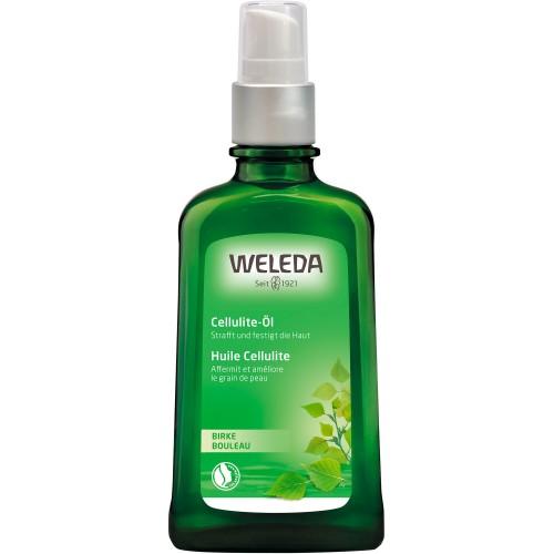 WELEDA Birke Cellulite-Öl Glasflasche 100 ml