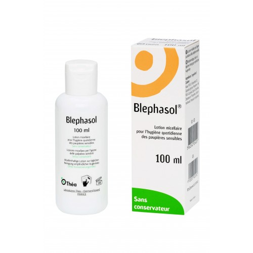 BLEPHASOL Lotion Flasche 100 ml