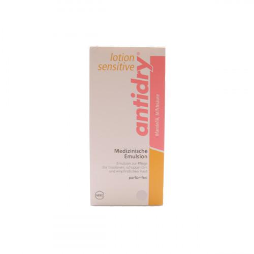 ANTIDRY Lotion sensitive Emuls parfumfr Fl 500 ml