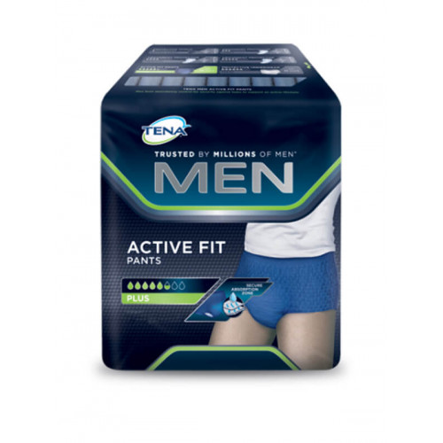 TENA Men Active Fit Pants M 12 Stk