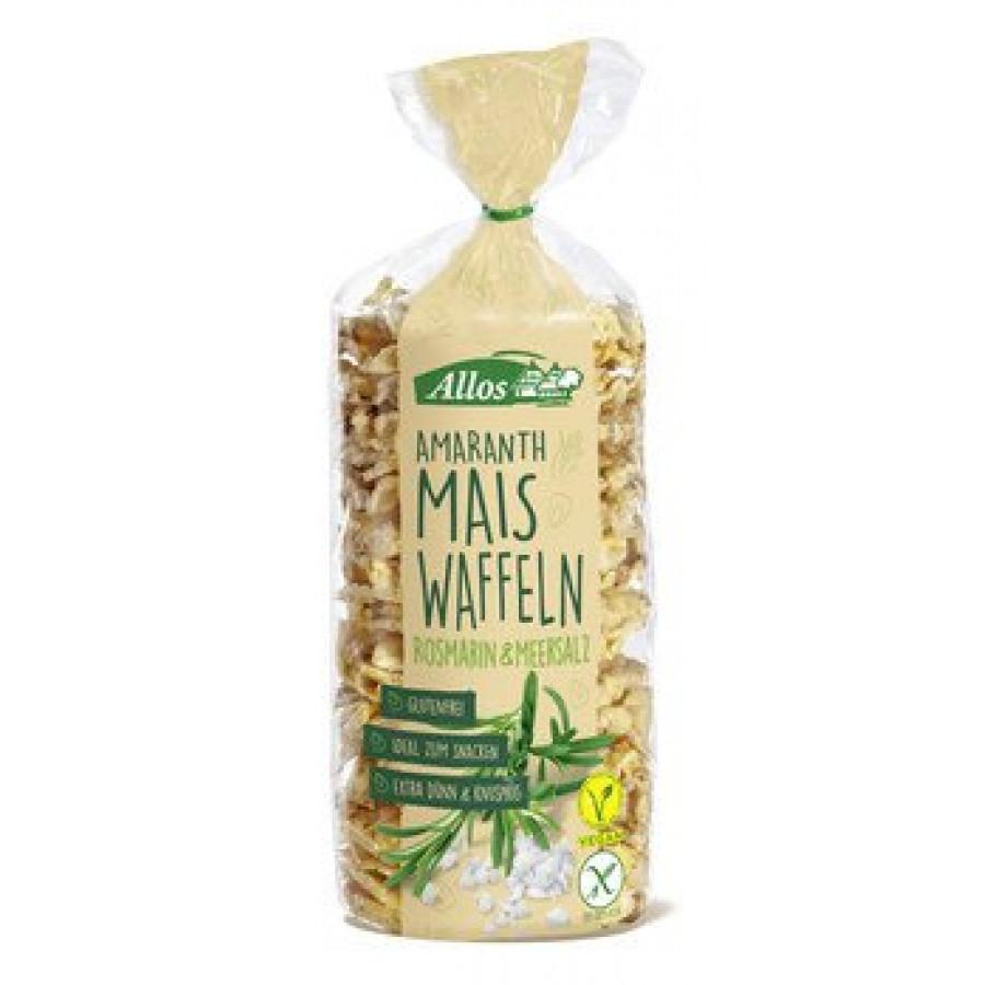 Hier sehen Sie den Artikel ALLOS Amaranth-Mais Waffel Rosma Meersa Bio 100 g aus der Kategorie Biscuits/Snacks/Schokolade. Dieser Artikel ist erhältlich bei apothekedrogerie.ch