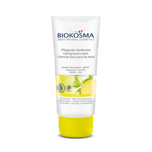 BIOKOSMA Handcreme BIO-Verbene Zitrone Tb 50 ml