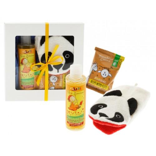 AROMALIFE Geschenkset Kids Girl Dusch&Badehandsch