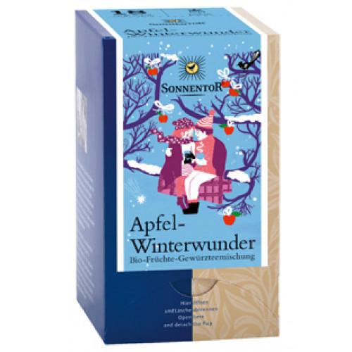 SONNENTOR Apfel Winterwunder Tee 18 Btl