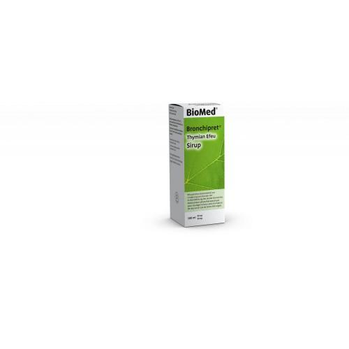 BRONCHIPRET Thymian Efeu Sirup Fl 100 ml