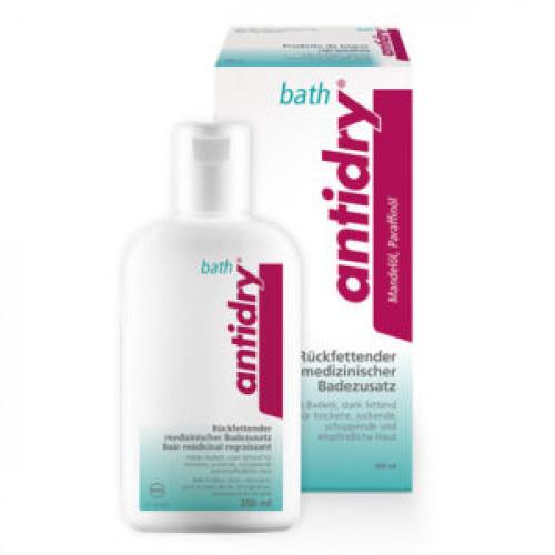 ANTIDRY bath ölige Lösung 500 ml