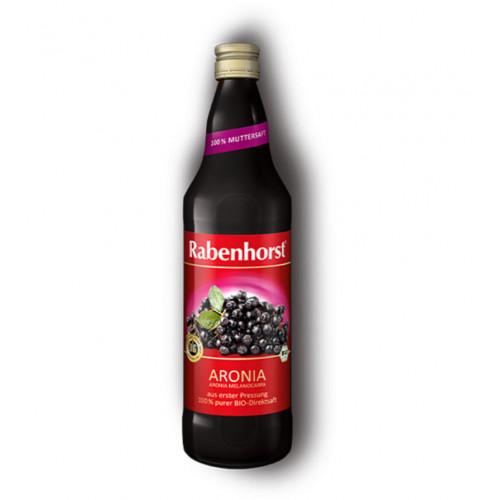 RABENHORST Aronia Muttersaft Bio Fl 750 ml
