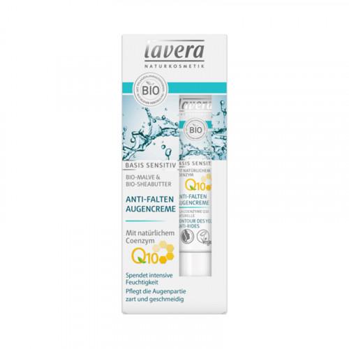 LAVERA Anti-Falten Augencreme Q10 basis sens 15 ml