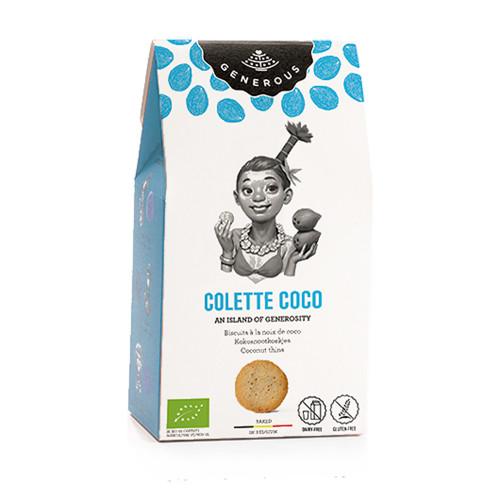 GENEROUS Colette Coco Biscuit glutenfrei 100 g