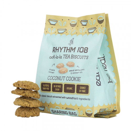 RHYTHM108 Coconut Cookie Btl 160 g