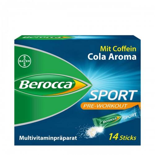 BEROCCA Sport Btl 14 Stk