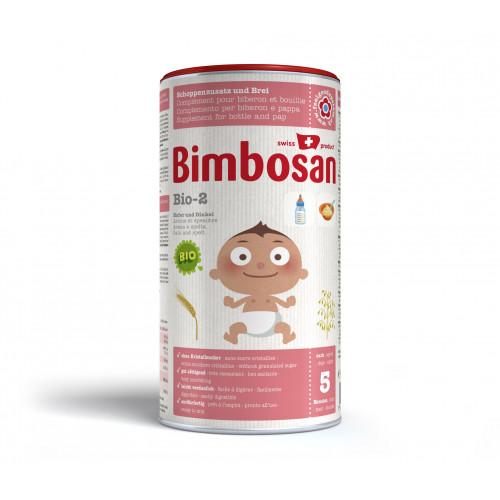 BIMBOSAN Bio-2 Hafer-Dinkel Ds 300 g
