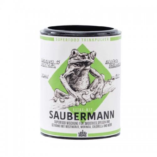 BERLIN ORGANICS Superfood Misch Saubermann 100 g