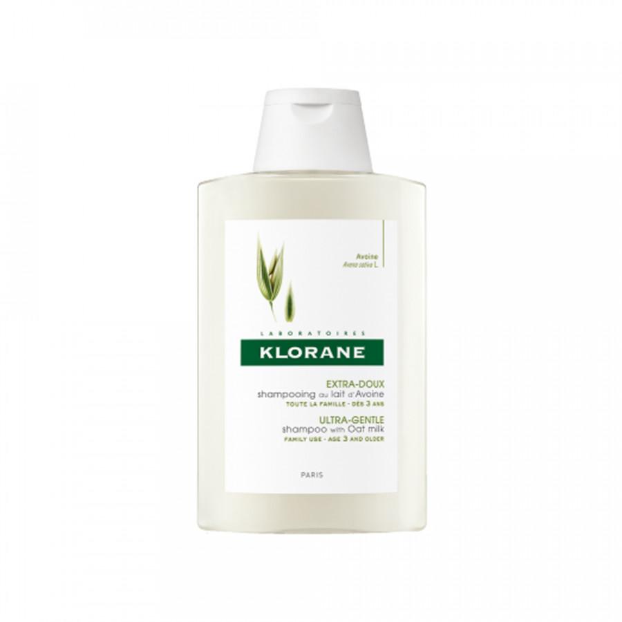 Hier sehen Sie den Artikel KLORANE Hafermilch Shampoo 200 ml aus der Kategorie Haar-Shampoo. Dieser Artikel ist erhältlich bei apothekedrogerie.ch