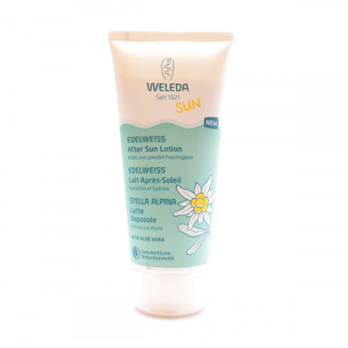 WELEDA EDELWEISS After Sun Lotion Tb 200 ml