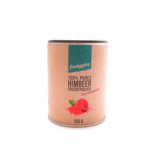 FROOGGIES Früchtepulver Himbeere Ds 100 g