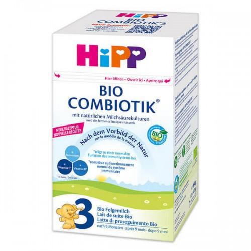 HIPP 3 Folgemilch BIO Combiotik 800 g