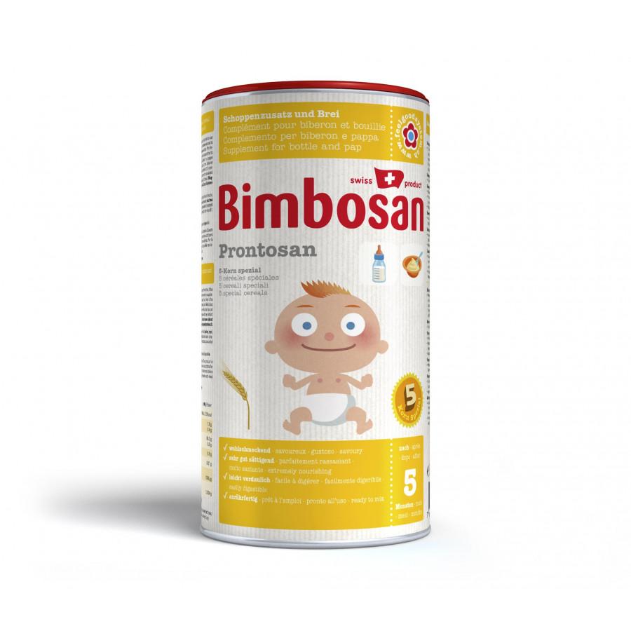Hier sehen Sie den Artikel BIMBOSAN Bio Prontosan Plv 5-Korn spez Ds 300 g aus der Kategorie Milch und Schleim. Dieser Artikel ist erhältlich bei apothekedrogerie.ch