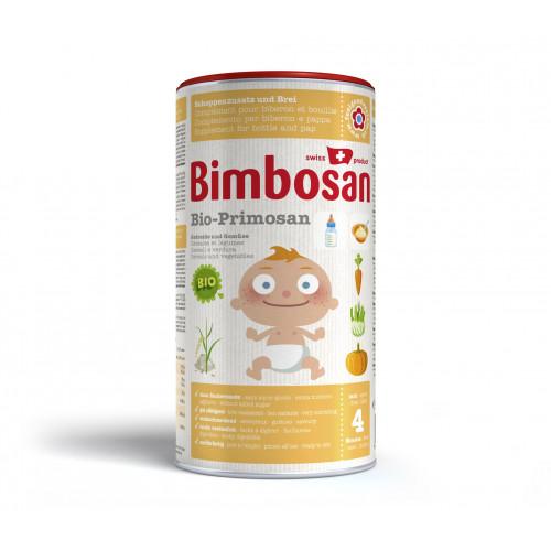 BIMBOSAN Bio Primosan Plv Getreide Gemüs Ds 300 g