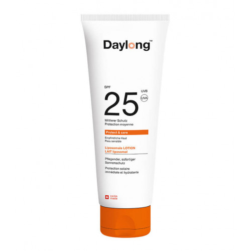 DAYLONG Protect&care Lotion SPF25&Travel size 50+