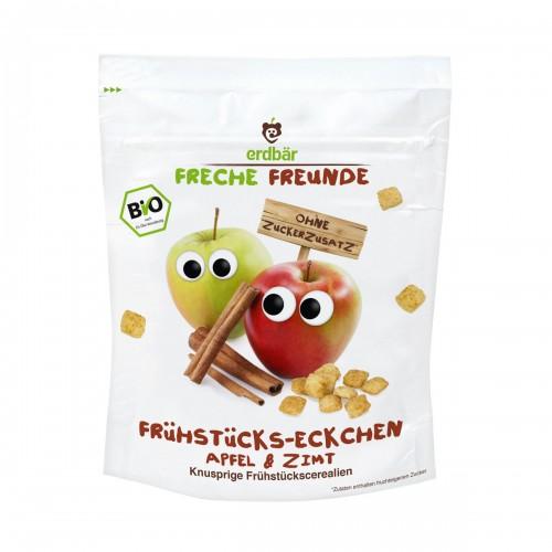 FRECHE FREUNDE Frühstücks-Eckchen Apfel&Zimt 125 g