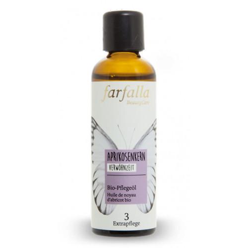 FARFALLA Bio-Pflegeöl Aprikose 75 ml