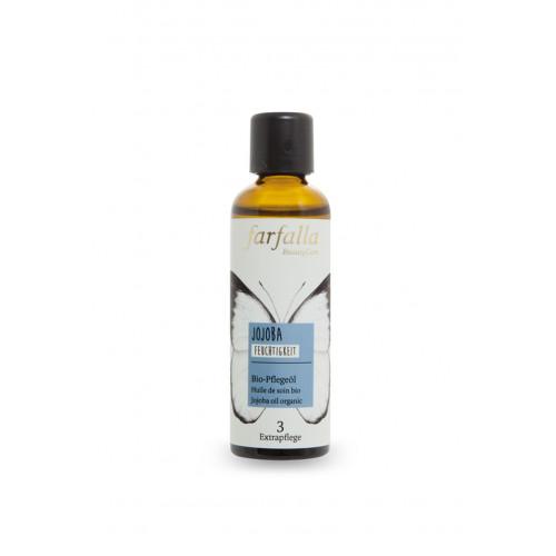 FARFALLA Bio-Pflegeöl Jojoba 75 ml
