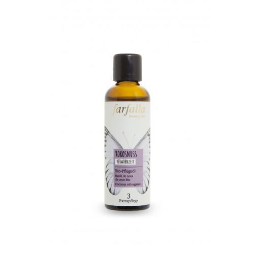 FARFALLA Bio-Pflegeöl Kokosnuss 75 ml
