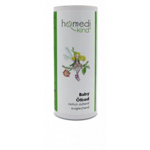 HOMEDI-KIND Babybadeöl Fl 100 ml