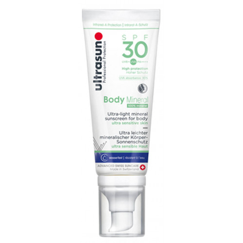 ULTRASUN Body Mineral SPF30 Tb 100 ml