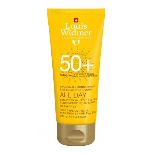 LOUIS WIDMER All Day 50+ Unparfümiert 100 ml