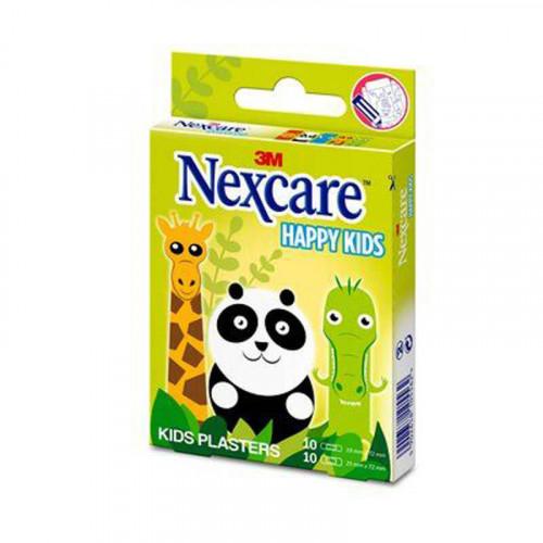 3M NEXCARE Kinderpflast Happy Kids Animals 20 Stk