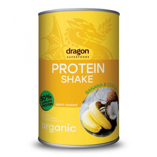DRAGON SUPERFOODS Protein Shake Banana&Cocon 450 g