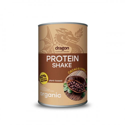 DRAGON SUPERFOODS Protein Shake Cacao&Vanille 500 g
