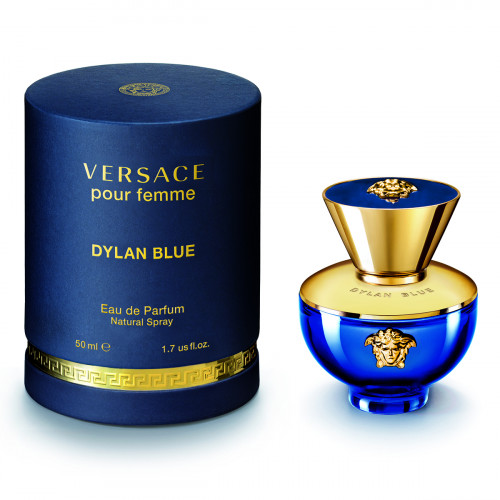VERSACE DYLAN BLUE F EDP Nat Spr 50 ml