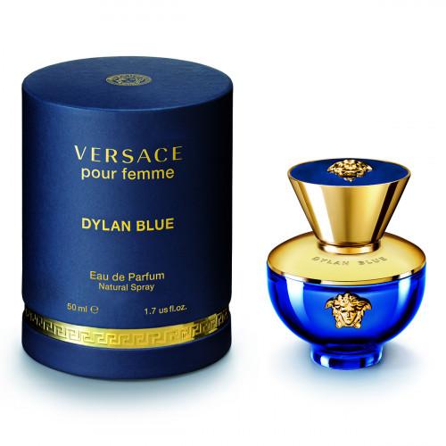 VERSACE DYLAN BLUE FEMME EDP Nat Spr 50 ml