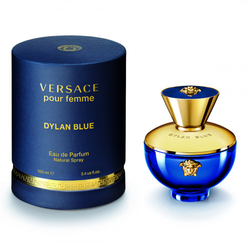 VERSACE DYLAN BLUE F EDP Nat Spr 100 ml