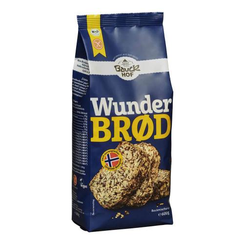 BAUCKHOF Brotbackmischung Wunderbrot o glut 600 g