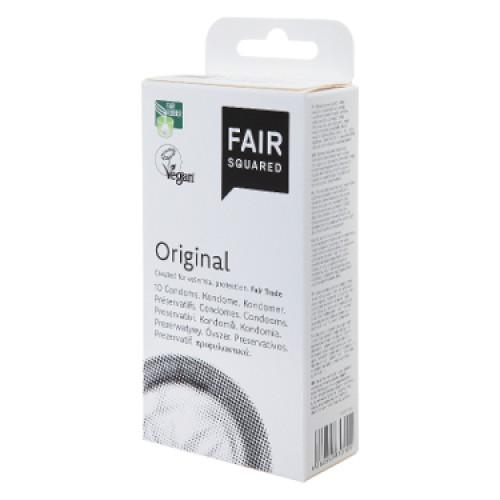 FAIRSQUARED Kondom Original vegan 10 Stk