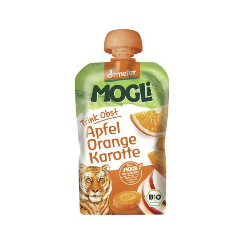 MOGLI Moothie Apfel-Orange-Karotte deme Btl 100 g